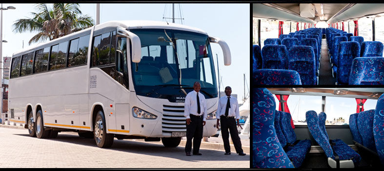 60 Seater Bus To Hire In Johannesburg